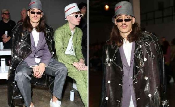 bellerin London Fashion Week