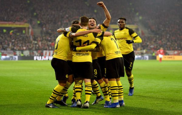 Prediksi Borussia Dortmund vs Mainz 05 13 April 2019