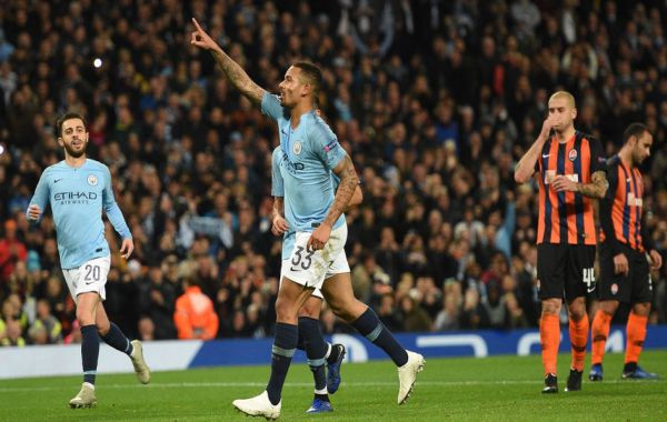 Prediksi Shakhtar Donetsk vs Manchester City 19 September 2019